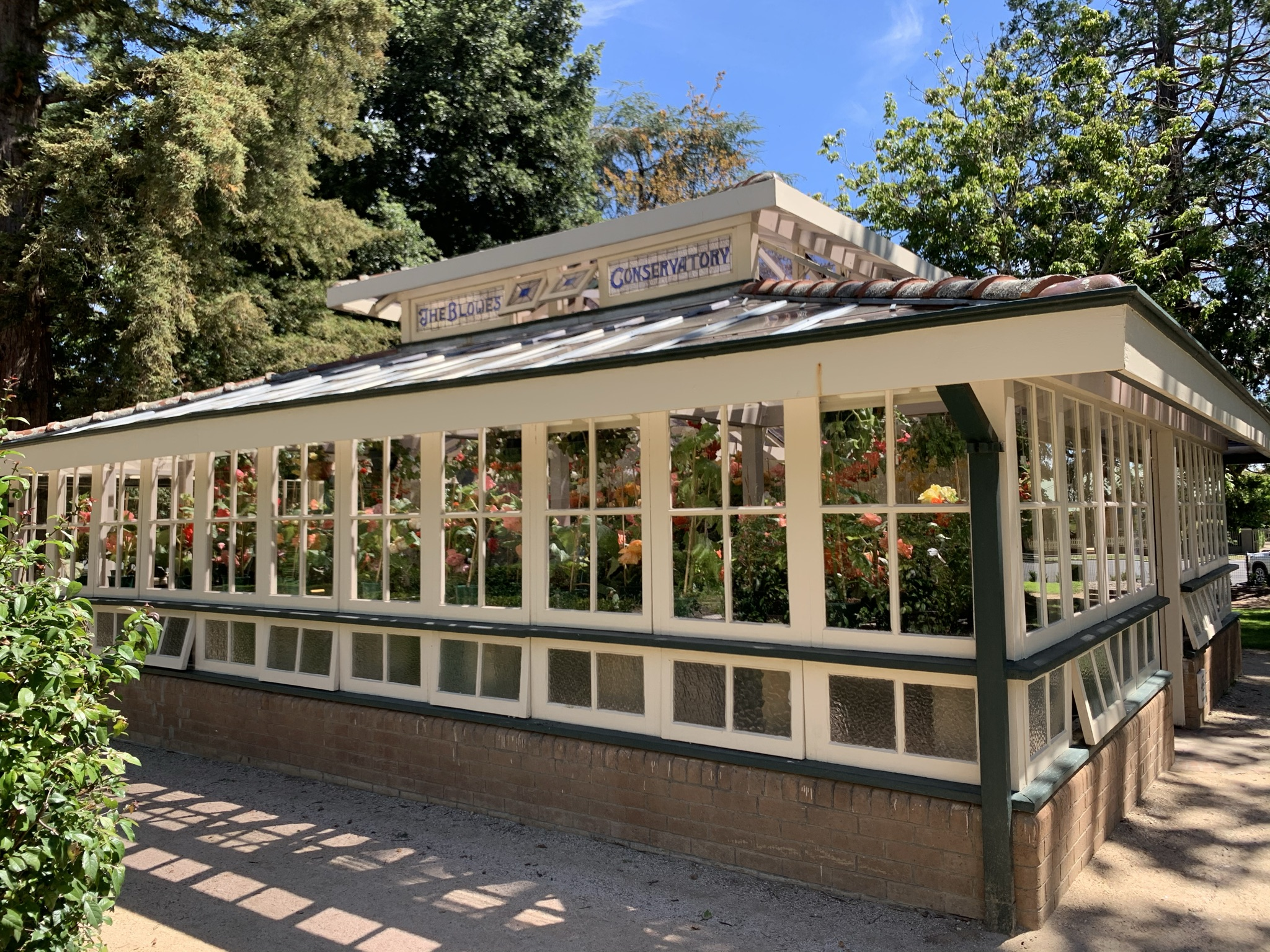 conservatory in cook park